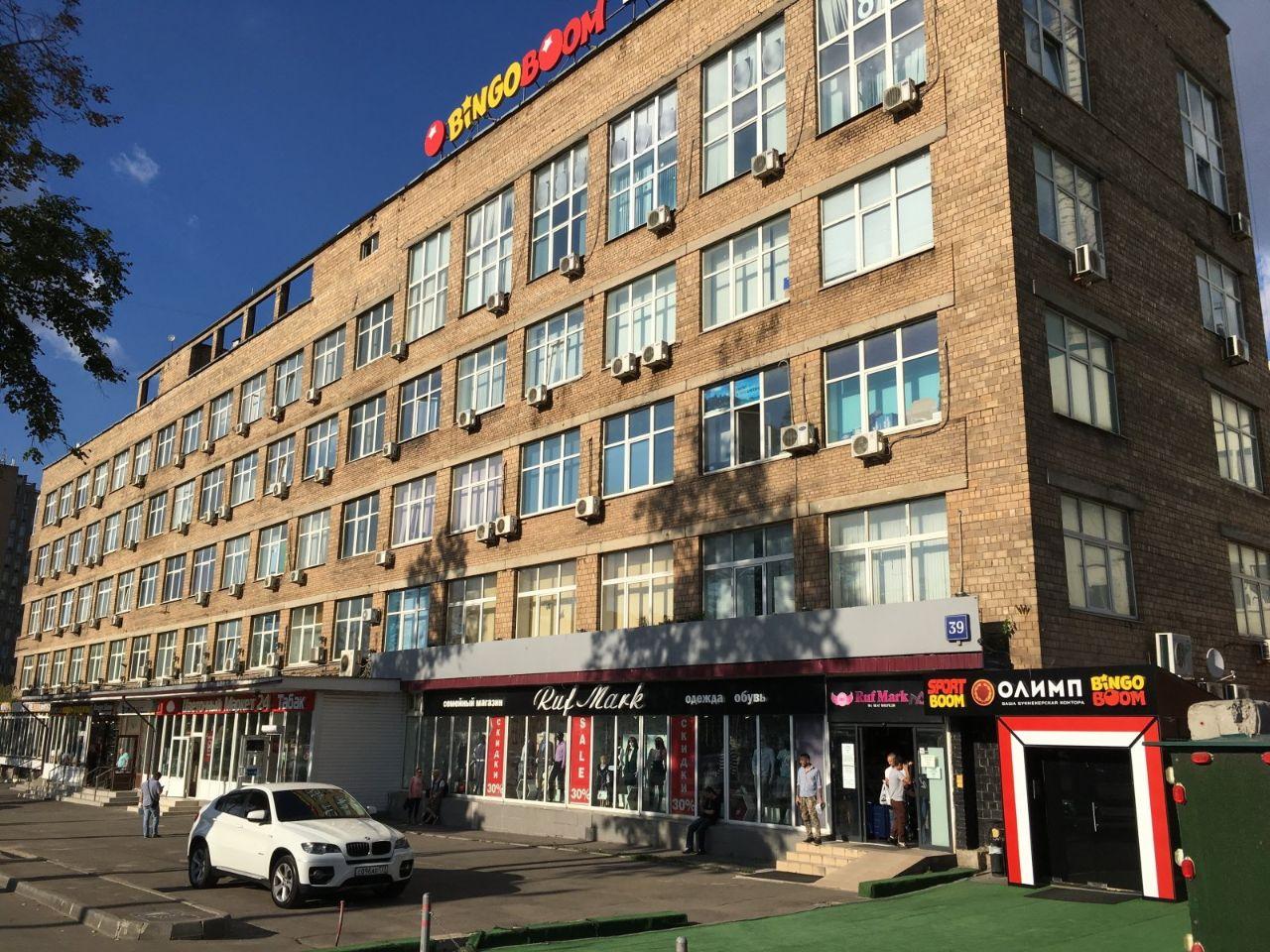 продажа помещений в БЦ Нагатинский