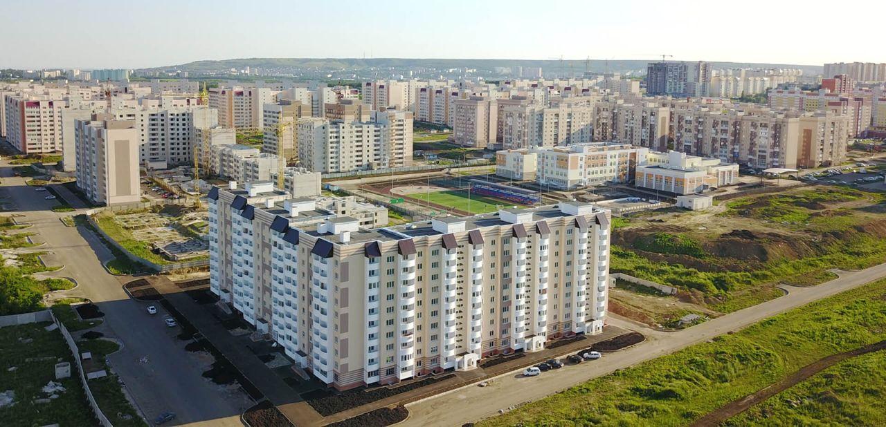 купить квартиру в ЖК 10-й Микрорайон