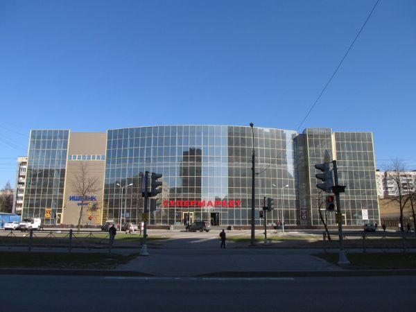 Торгово-офисный комплекс Выборгский