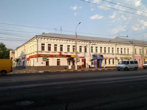 Торгово-офисный комплекс на ул. Советская, 74