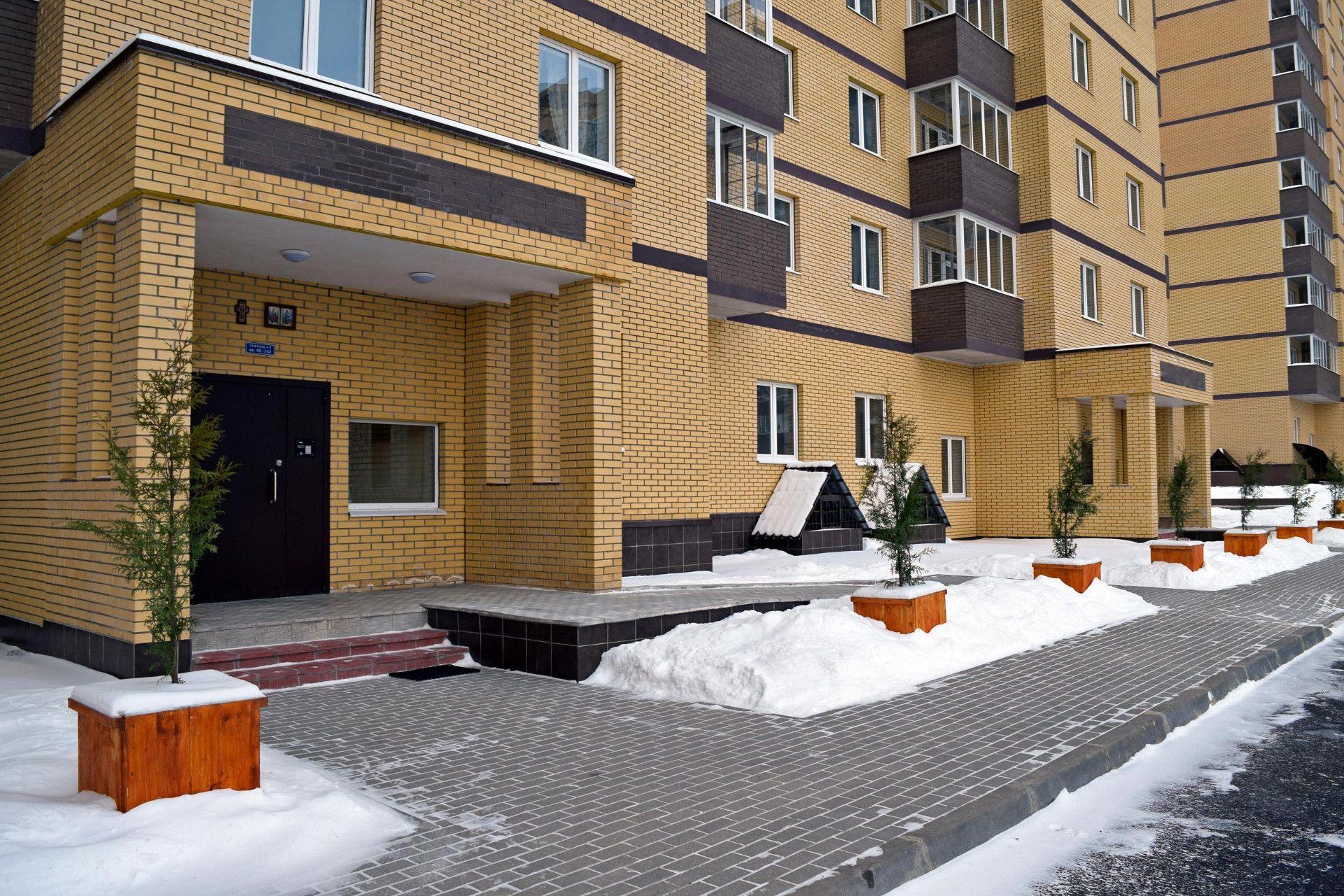 жилой комплекс Шустовъ-Парк