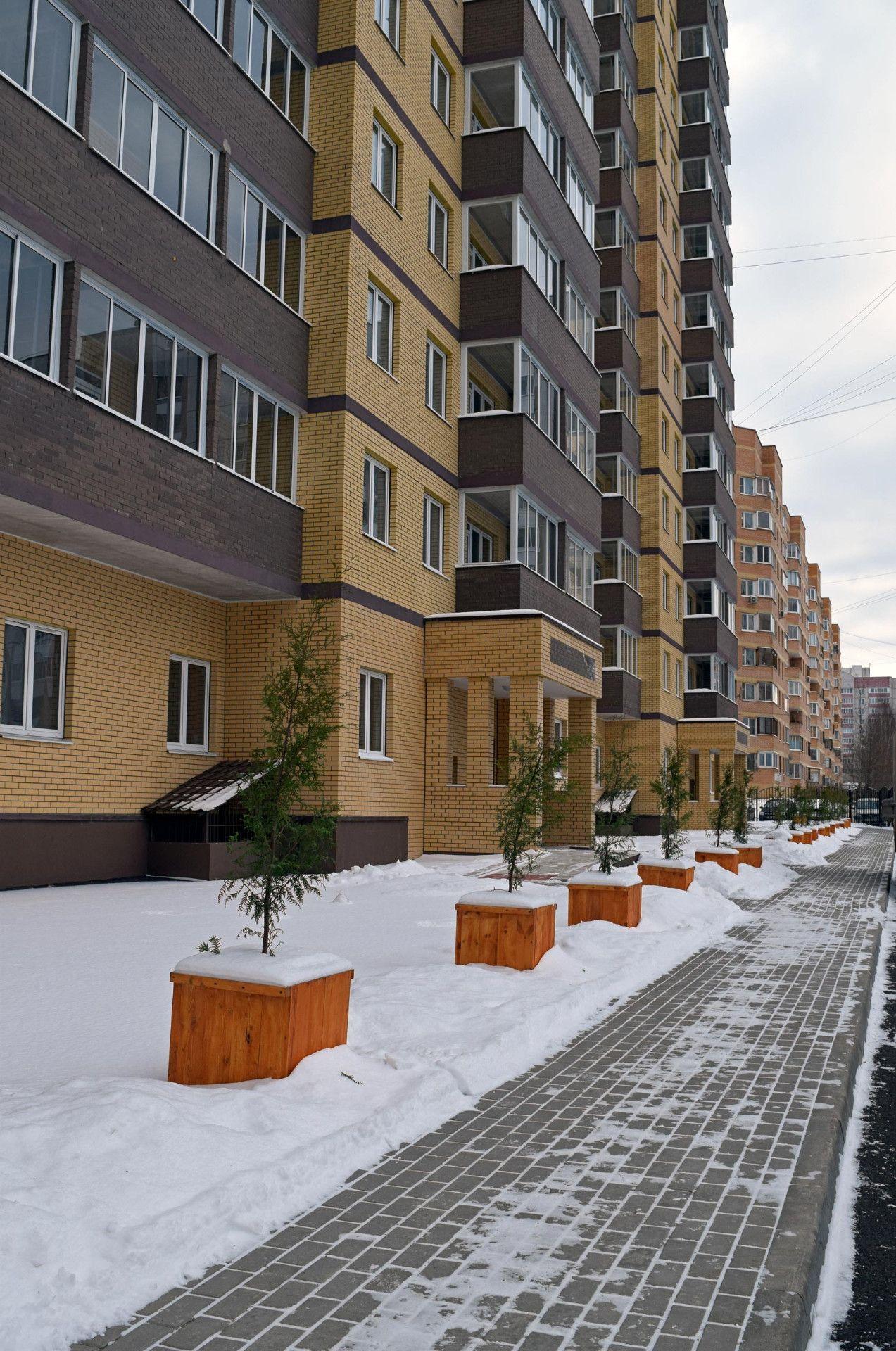 купить квартиру в ЖК Шустовъ-Парк