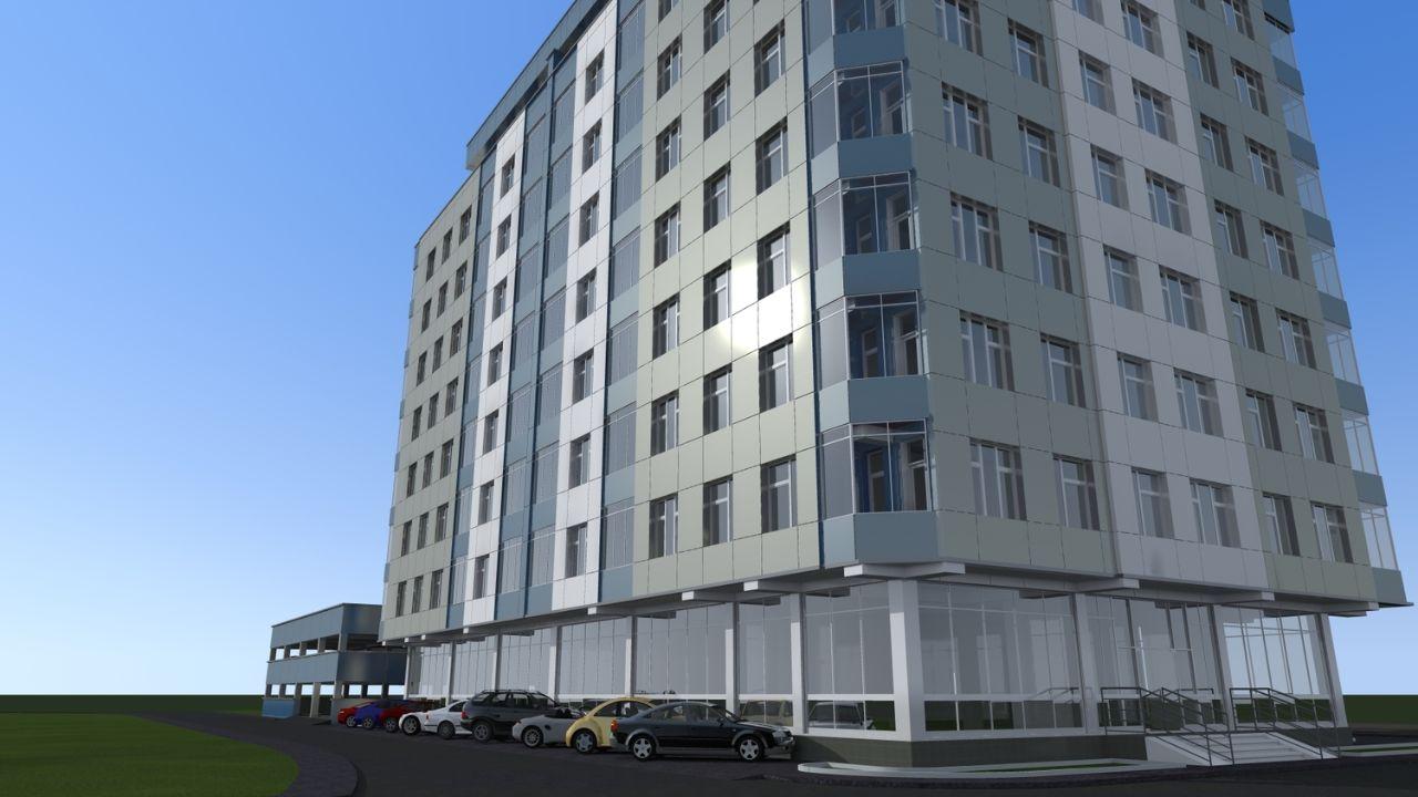 жилой комплекс Байкал