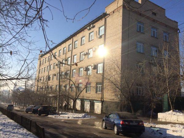 Офисное здание на ул. Горького, 43