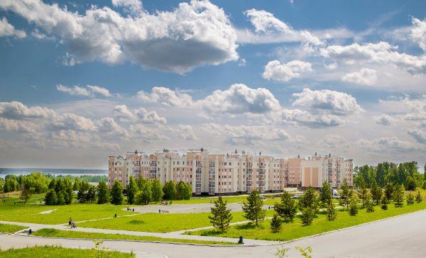 1-я Фотография ЖК «Белый хутор»