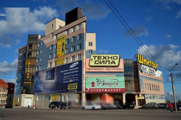 Торгово-офисный комплекс Бизнес-холл