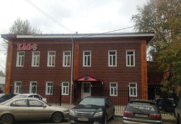 Отдельно стоящее здание в переулке Макушина, 14