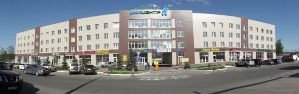 Торгово-офисный комплекс Уницентр Строительный