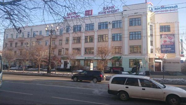 Бизнес-центр на ул. Муравьёва-Амурского, 44