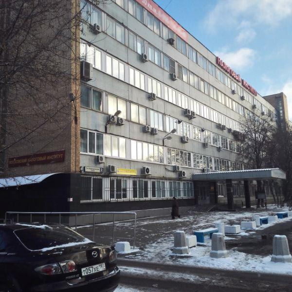 Административное здание на ул. 3-я Хорошёвская, 2с1