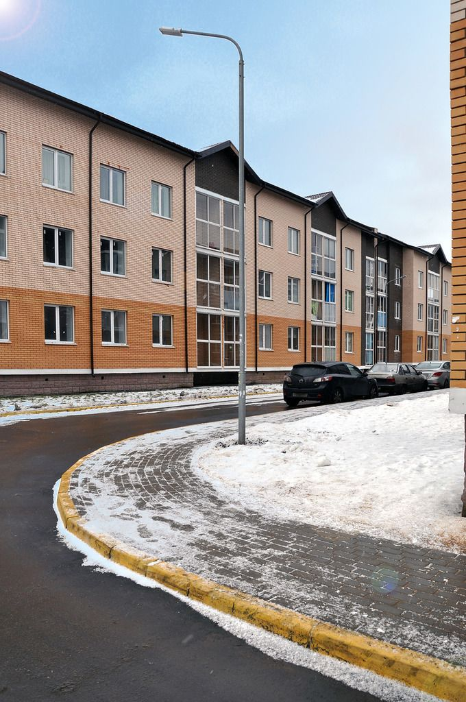 ЖК Коренёвский форт