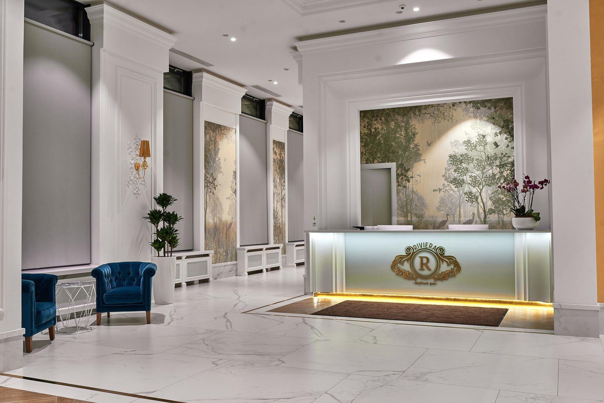ЖК Клубный дом Riviera (Клубный дом Ривьера)