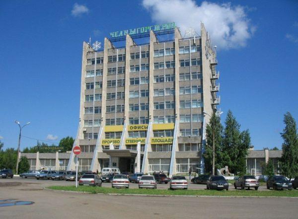 Бизнес-центр Челныгорстрой