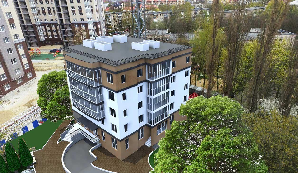 жилой комплекс Дом на Леонова
