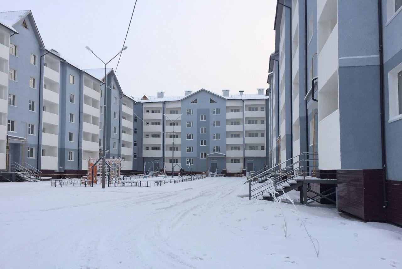 фото ЖК по ул. Якутская, 17 квартал