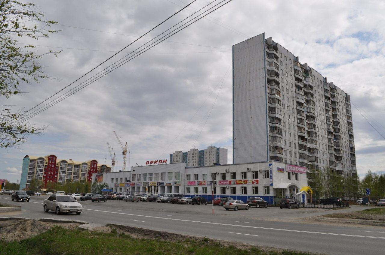 аренда помещений в ТЦ Орион