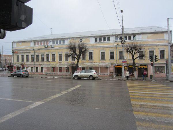 Бизнес-центр на ул. Соборная, 52