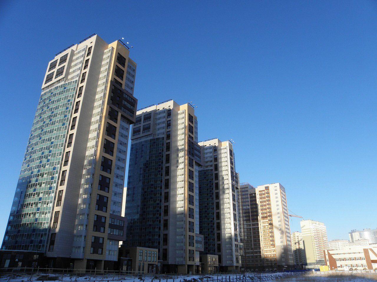 купить квартиру в ЖК Токио