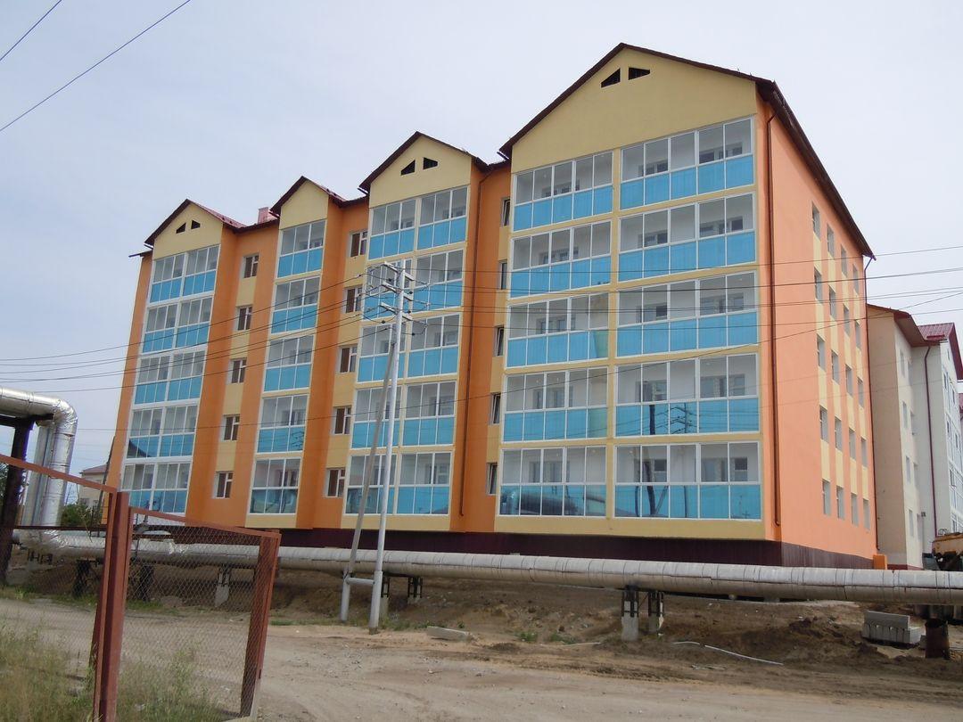 жилой комплекс по ул. Кооперативная (Нижний Бестях)