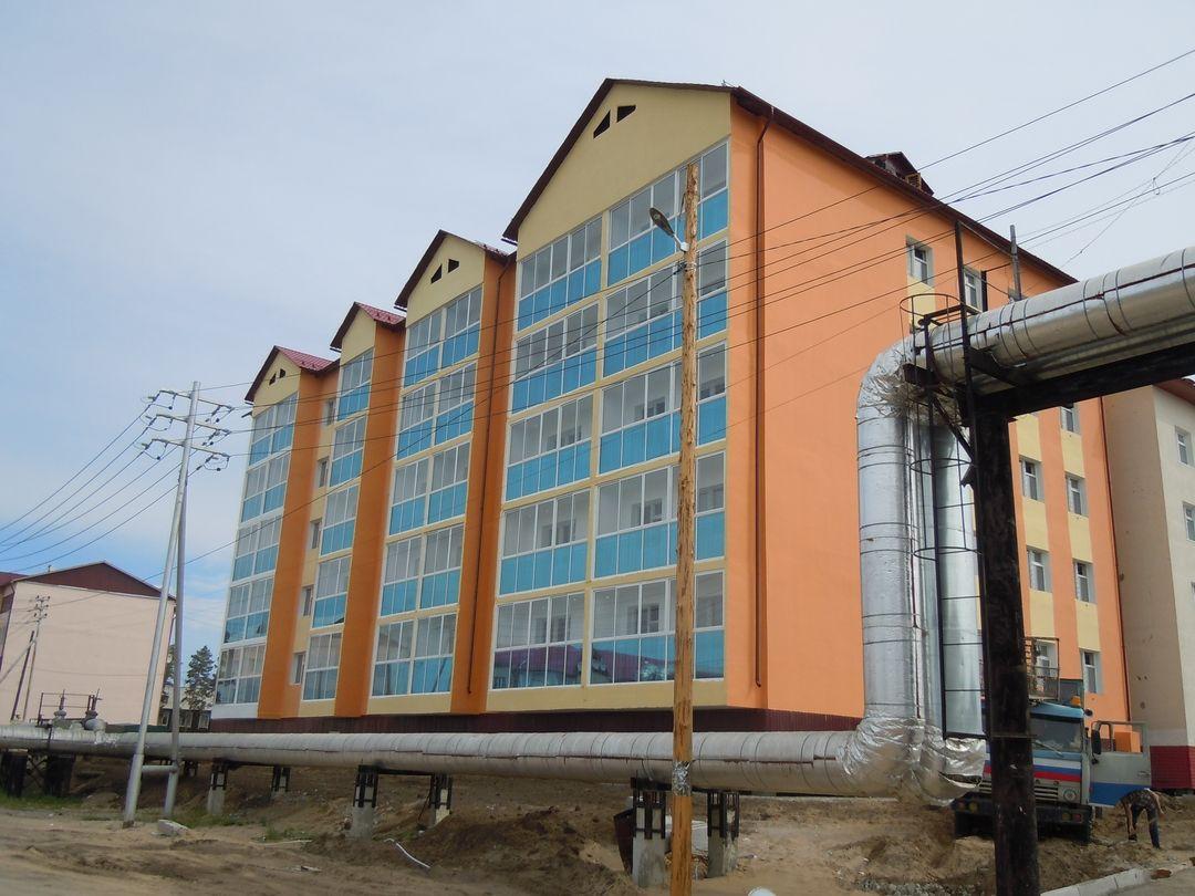 купить квартиру в ЖК по ул. Кооперативная (Нижний Бестях)