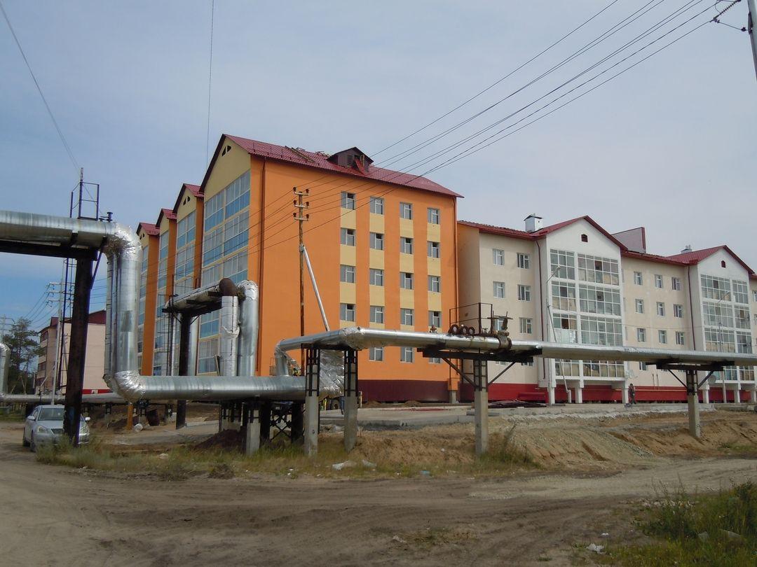 ЖК по ул. Кооперативная (Нижний Бестях)