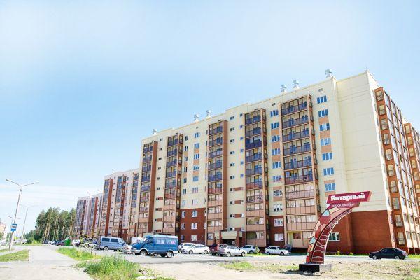 3-я Фотография ЖК «Янтарный»