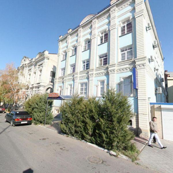 Бизнес-центр на ул. Красная Набережная, 23