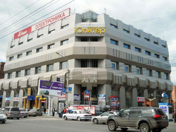 Торгово-офисный комплекс Юпитер