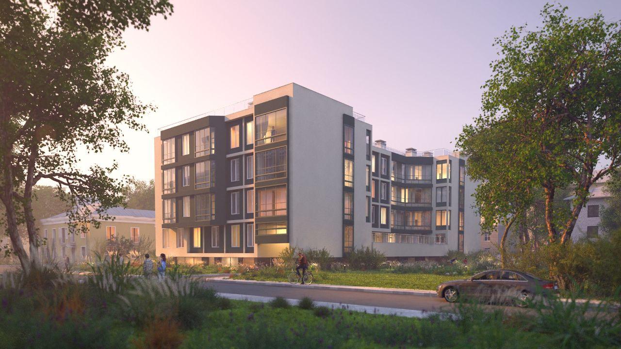 купить квартиру в ЖК Дом на Ярославском 31