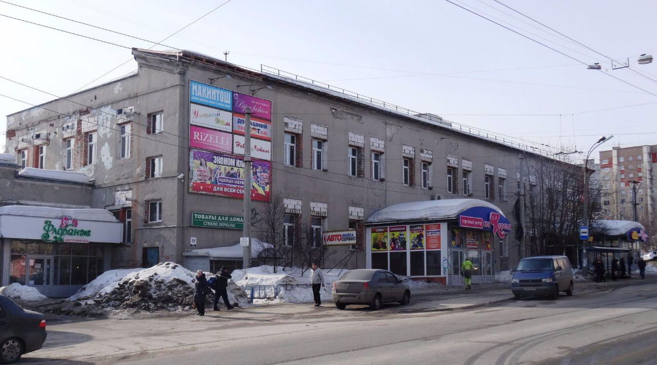 аренда помещений в ТЦ На Кирова