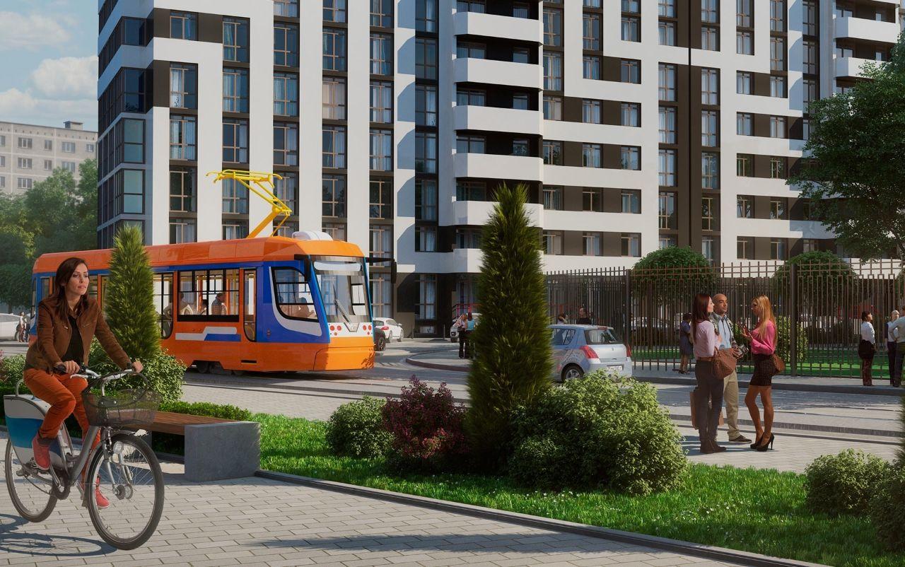 жилой комплекс Краснодар