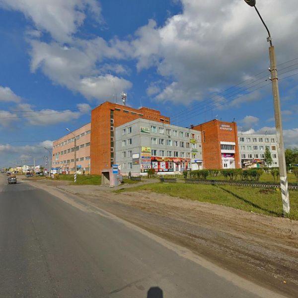 Бизнес-центр на Ухтинском шоссе, 2