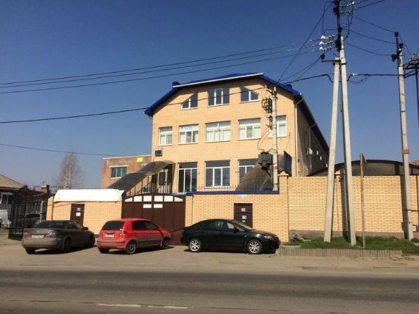 Офисно-складской комплекс на ул. Всесоюзная, 19