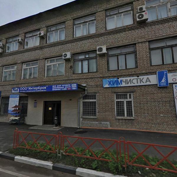 Офисное здание на ул. Малая Пролетарская, 22