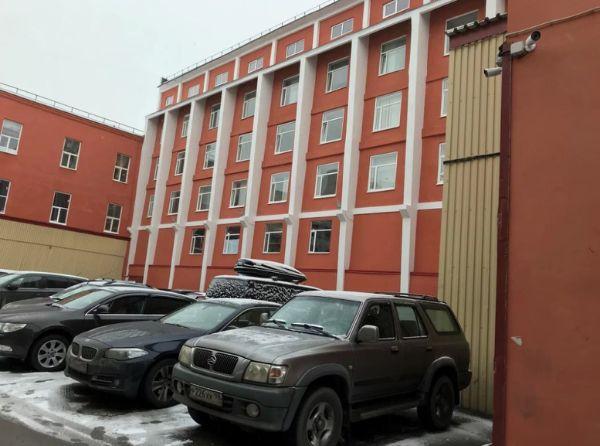Завод красный химик аренда офисов бизнес парк румянцево аренда офиса