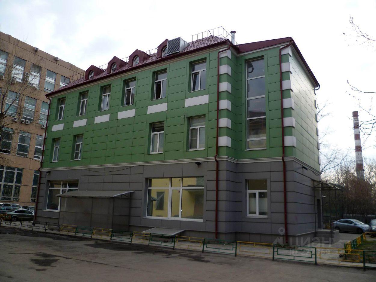 Поиск офисных помещений Павловский 3-й переулок Аренда офиса Мирской переулок