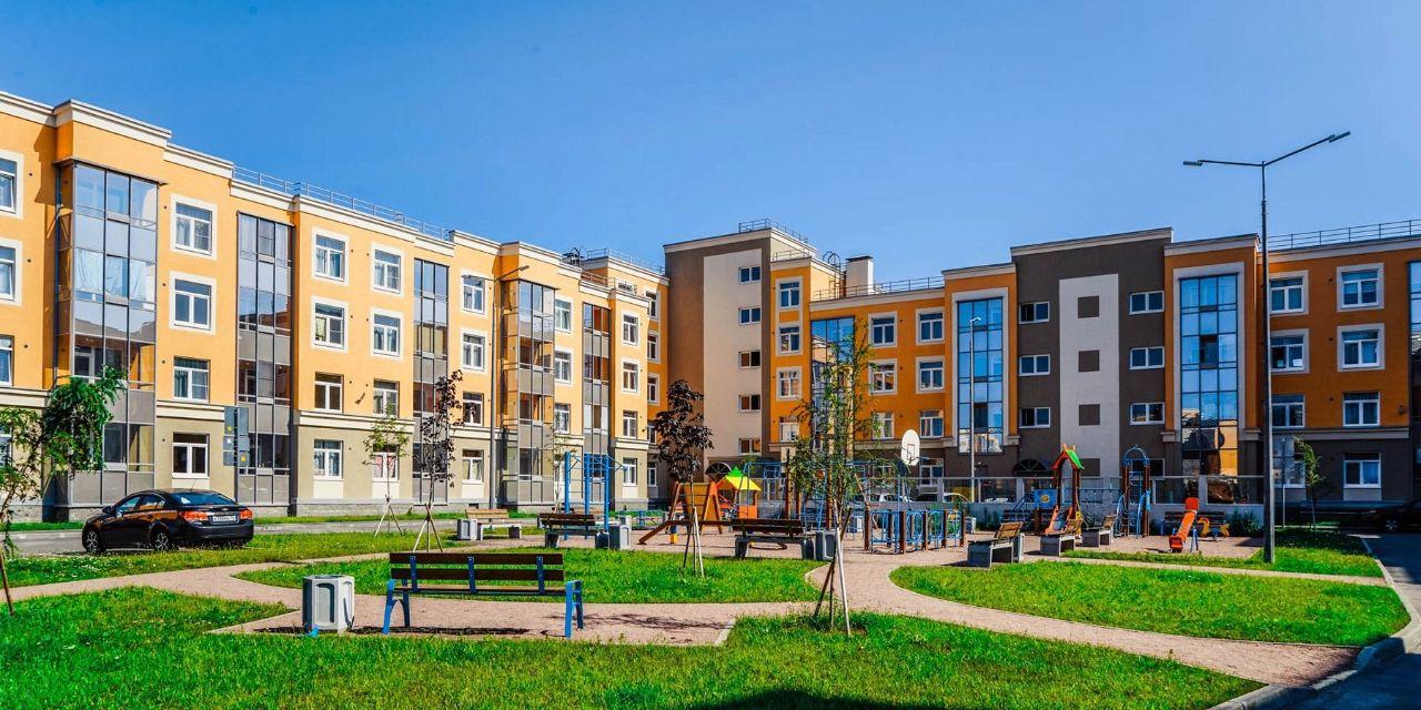 жилой комплекс Новое Сертолово