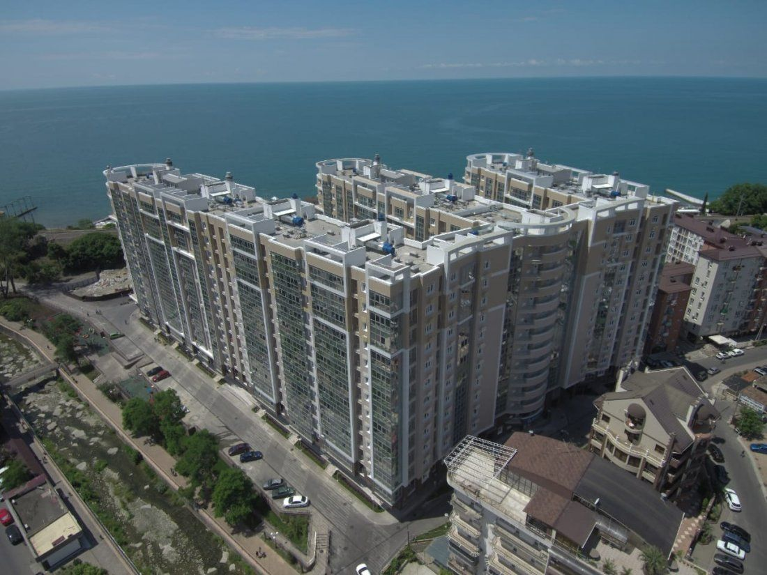 купить квартиру в ЖК Посейдон