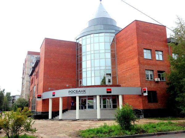 Бизнес-центр на ул. Октябрьская, 8А