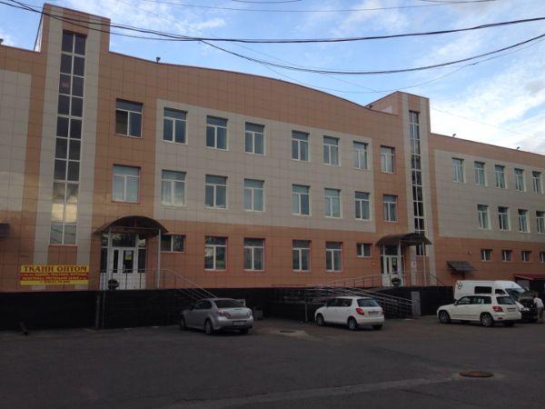 Бизнес-центр Лукас