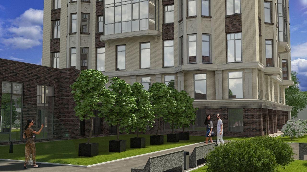 жилой комплекс Montblanc (Монблан)