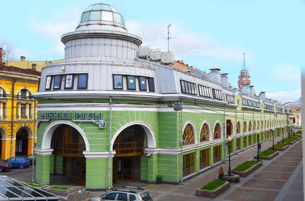 Торгово-развлекательный центр Перинные ряды