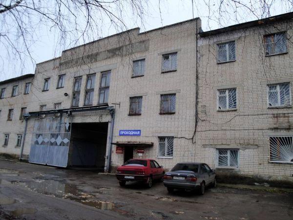 Офисно-складской комплекс Ивановский Опткоопторг