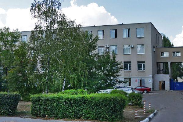 Офисное здание на ул. Пеше-Стрелецкая, 74А