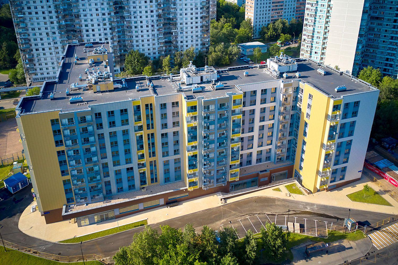 купить квартиру в ЖК Дом на Барвихинской