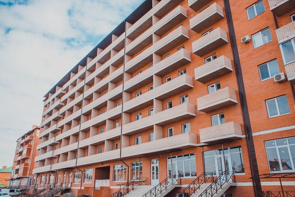 жилой комплекс Б. Интeрнaциoнaльный