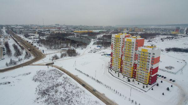 4-я Фотография ЖК «Восточный»
