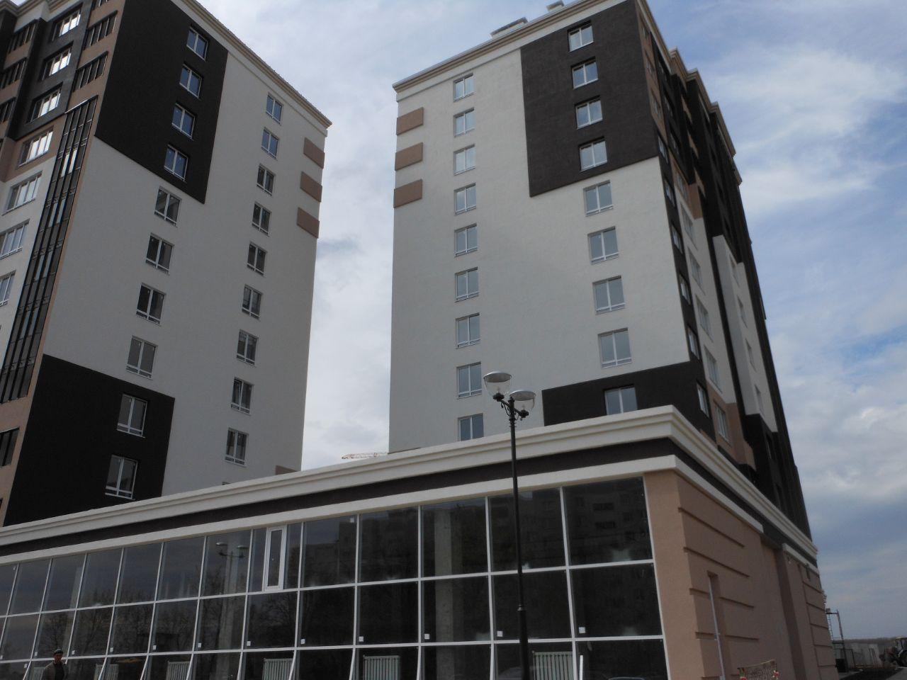 жилой комплекс микрорайон Донской