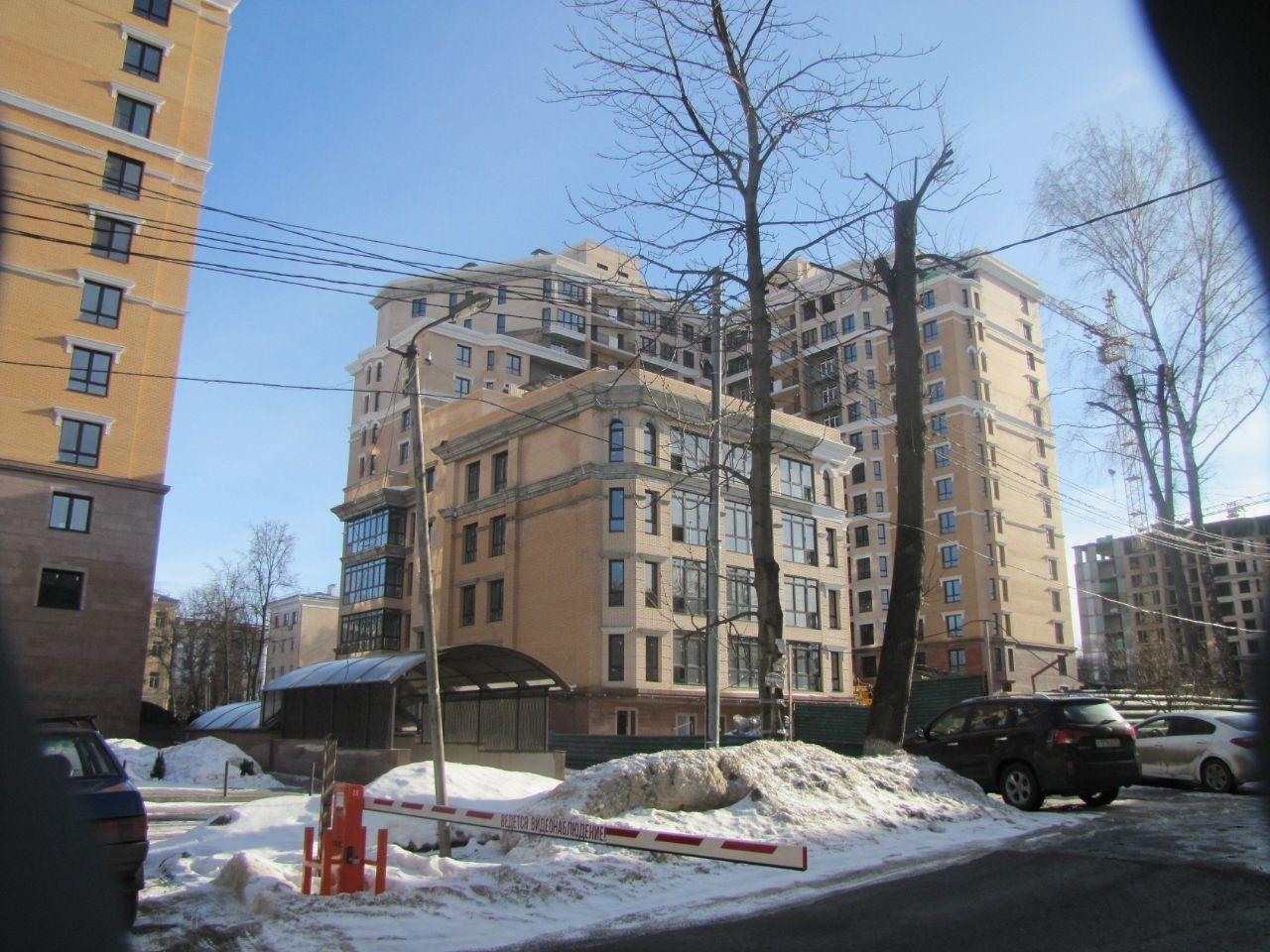 жилой комплекс Первомайский