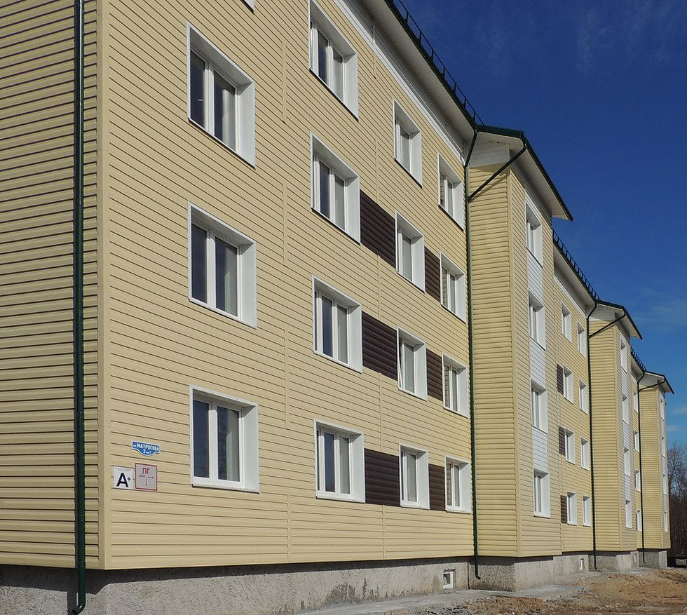 жилой комплекс Дом на Матросова